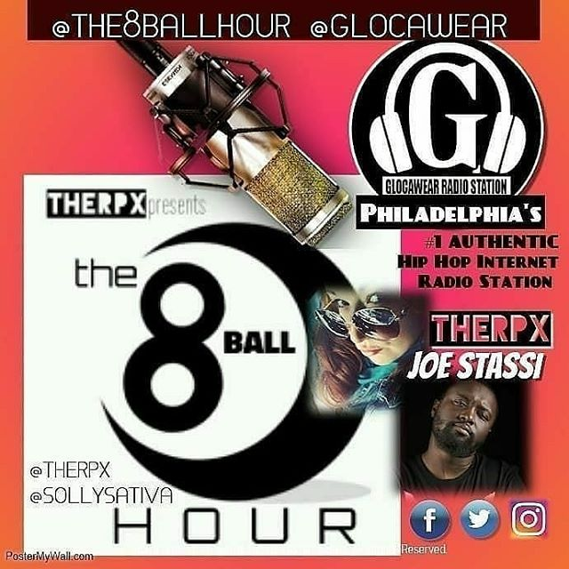 THE 8 BALL HOUR
