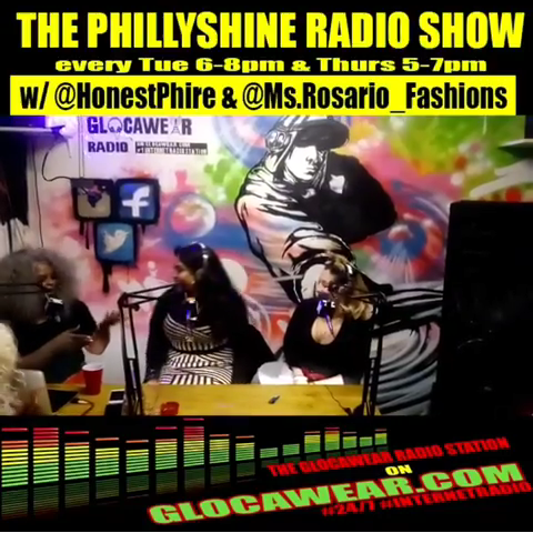 Philly Shine Radio Show