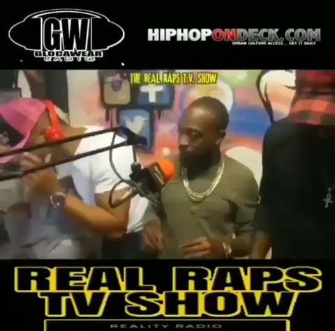 THE REAL RAPS TV SHOW