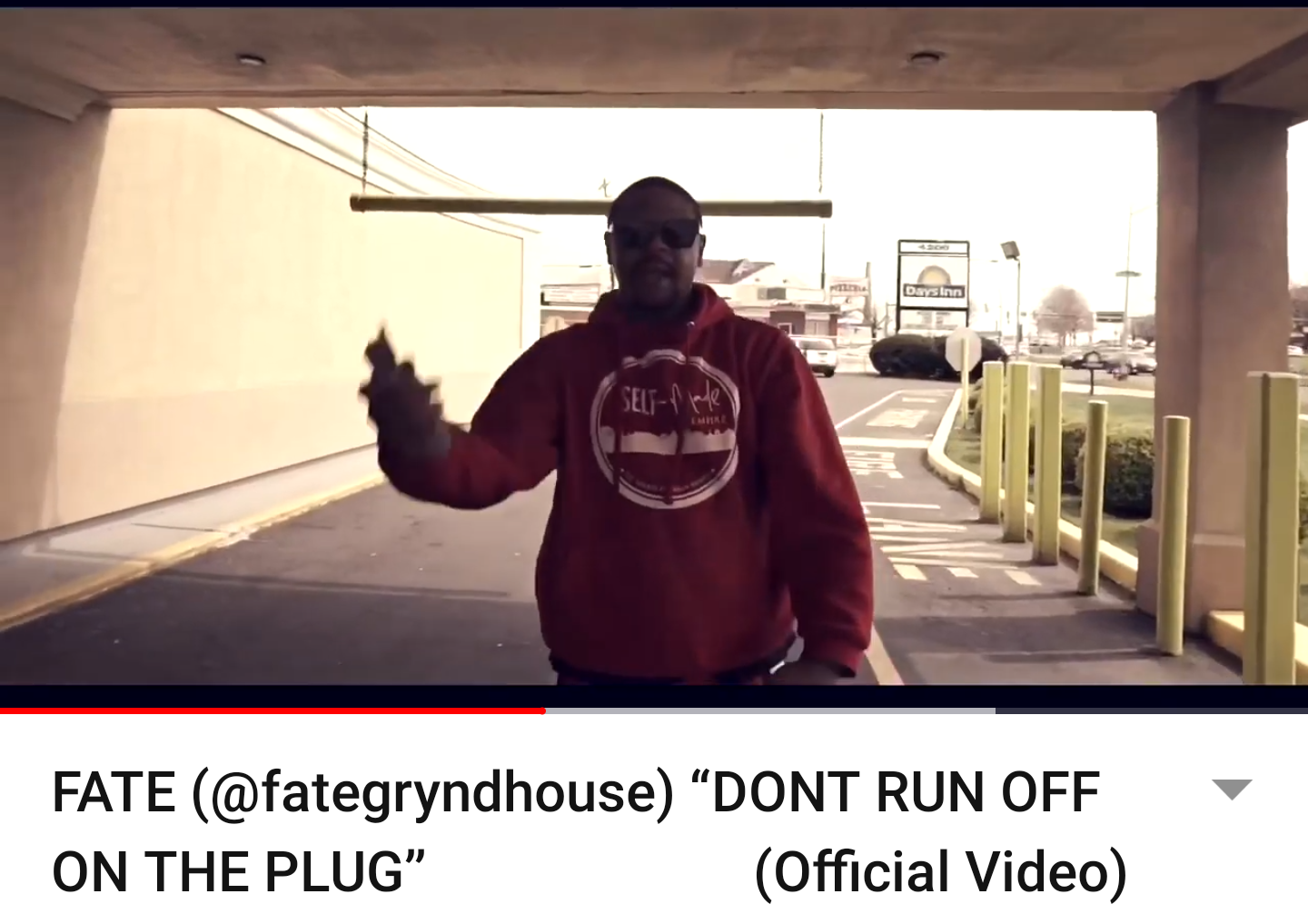 """FATE (@fategryndhouse) """"DONT RUN OFF ON THE PLUG"""" (Official Video)"""