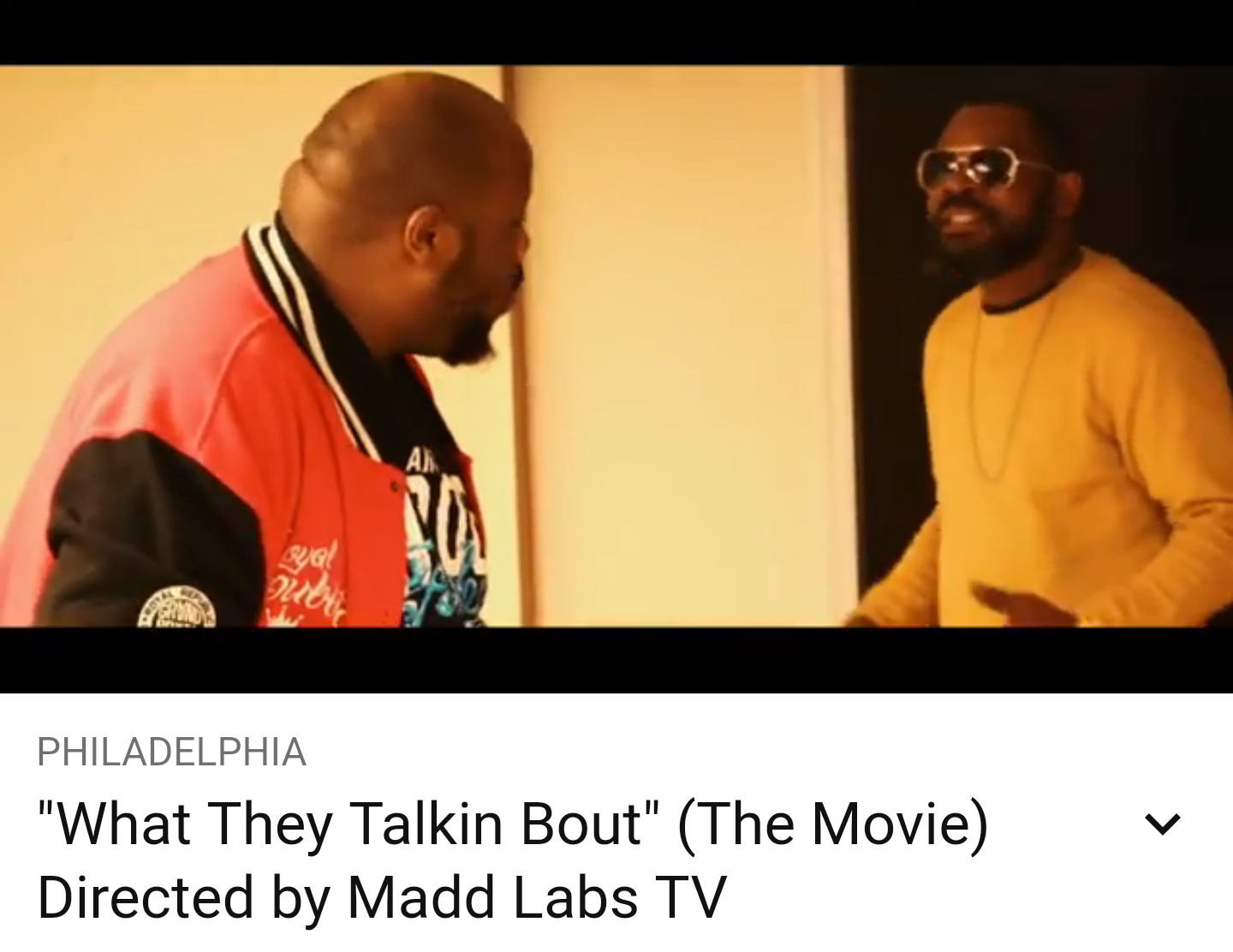 """""""What They Talkin Bout"""" (The Movie) Directed by Madd Labs TV"""