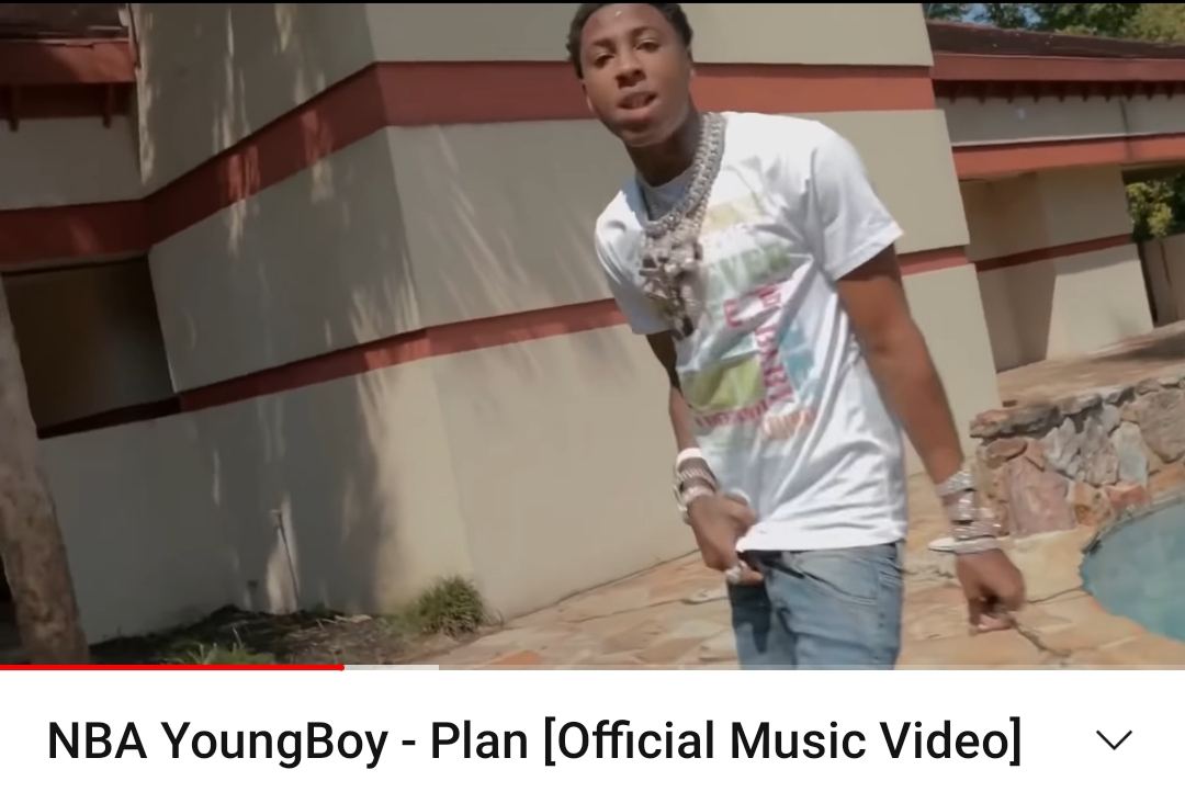 NBA YoungBoy – Plan [Official Music Video]