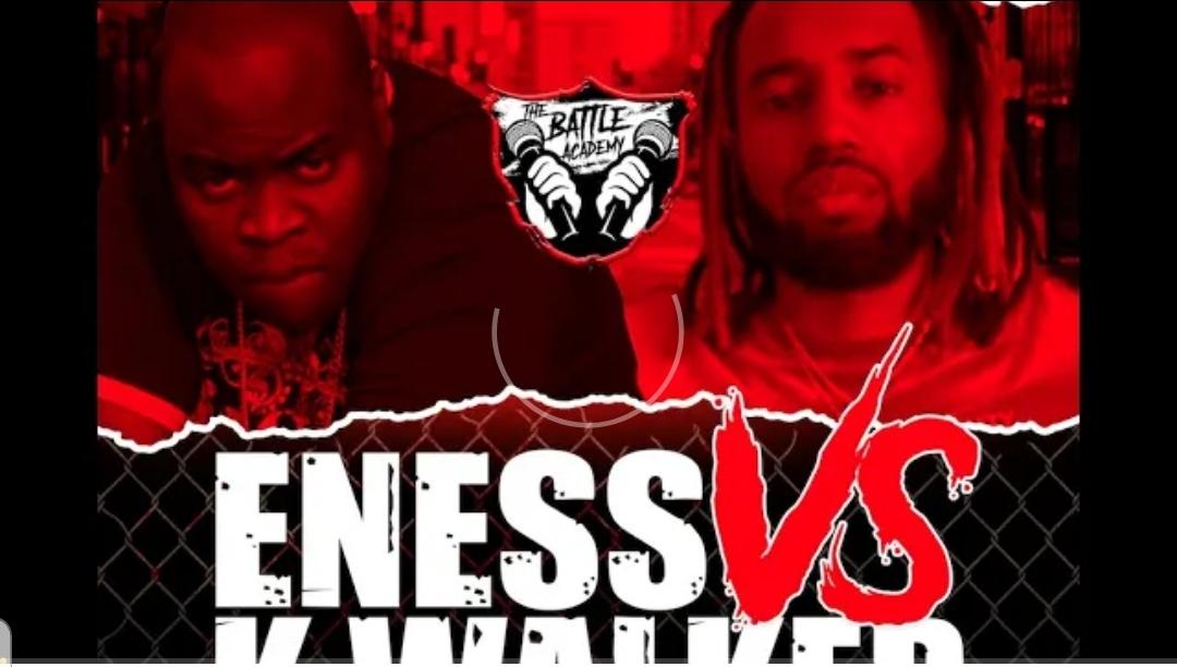 """E-NESS VS K.WALKER (FULL BATTLE – """"KING ME"""")"""