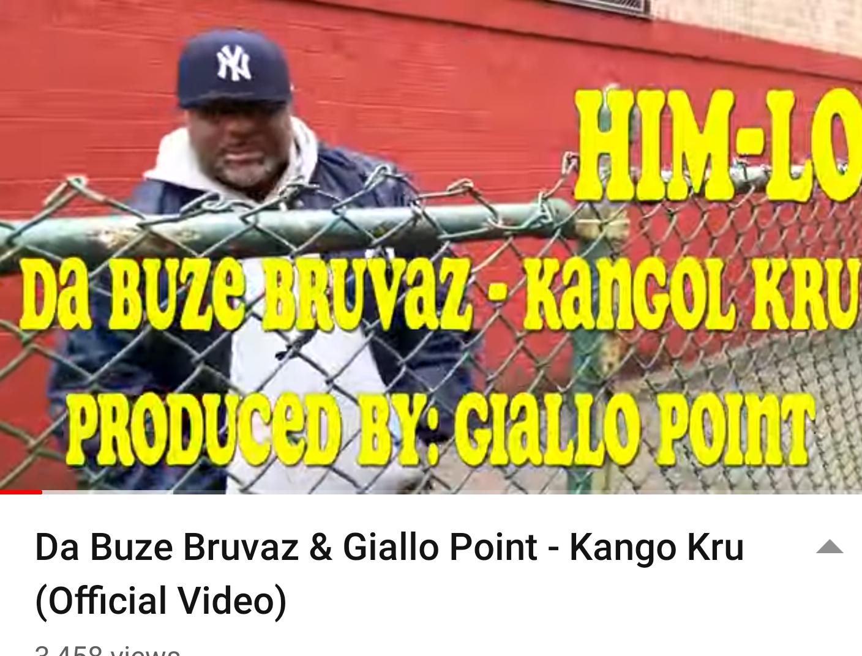 Da Buze Bruvaz & Giallo Point – Kango Kru (Official Video)