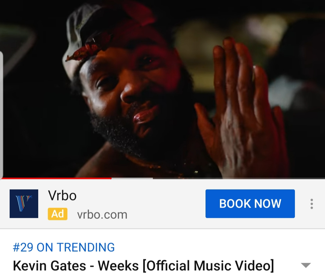 Kevin Gates – Weeks [Official Music Video]