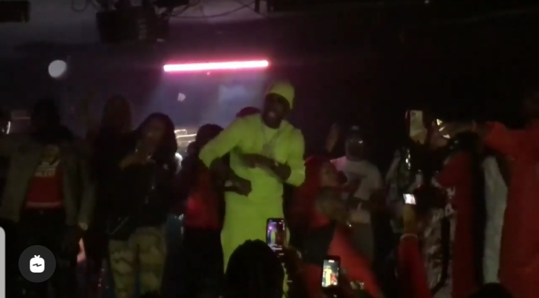 Young Dro & Others performing at @Glocawear HIPHOPConcertSeries