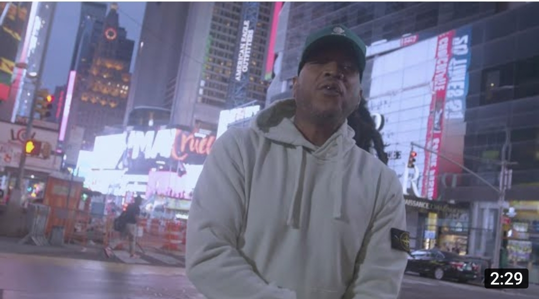 Styles P – Scattered (New Official Music Video)